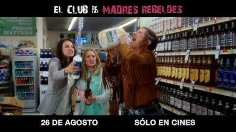 EL CLUB DE LAS MADRES REBELDES- TV SPOT