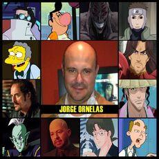Jorge Ornelas-Doblaje