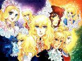 Lady Oscar: La rosa de Versalles