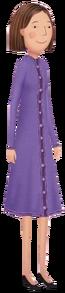 Mrs. Pearl Pinkerton (Mom)