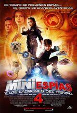Mini Espías 4 y los ladrones del tiempo