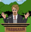 Al Pacino at Treegasm