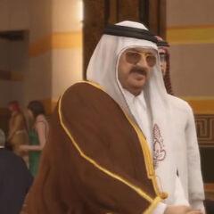 Sheik Ahmad en <a href=