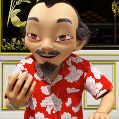 Maestro Fu en <a href=