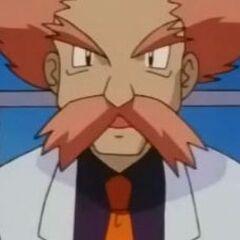 Profesor Namba en <a class=