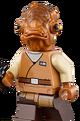 Gial Ackbar Lego 2016