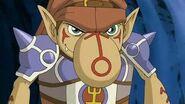 Grumblemon se entera que takuya y sus amigos son los guerreros legendarios - Latino