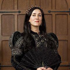 Reina Catalina de Aragón en <a href=