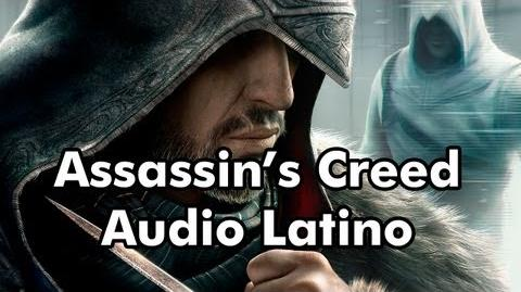 Assassin's Creed Revelations Introducción Audio Latino Fandub