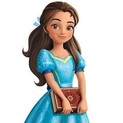 La princesa Isabel en <a href=