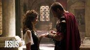 Jesus Petronio se olvida de María Magdalena y se compromete con Noemí