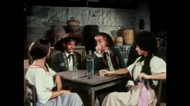 Le Llamaban Sacramento (1972) Muestra de doblaje (3)