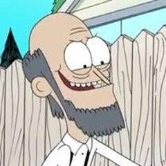 Padre del Sr. Noodman en <a href=