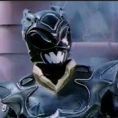 Psycho Black Ranger en <a href=