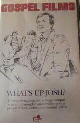 ¿Qué dices, Josh?