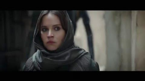 ROGUE ONE Una Historia de STAR WARS Doblado Oficial Teaser Trailer Audio Latino