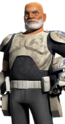 Rex personaje de STAR WARS