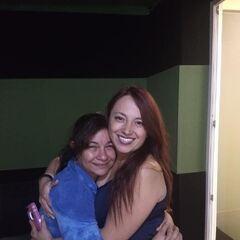 Cristina y Rossy Aguirre