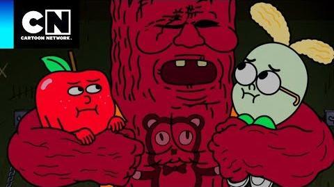 Apple y Onion Pilotos del Programa de Artistas Cartoon Network