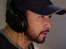 Cesar Soto en el doblaje de Futurama