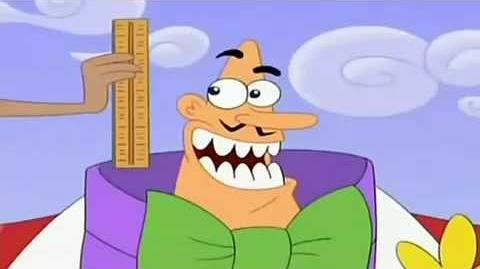 El Show Del Pobre Pierre - Phineas y Ferb
