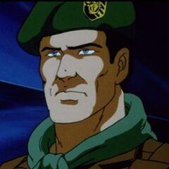 Teniente Falcon también en la película de <a href=