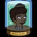 Futurama - La cabeza de Nichelle Nichols