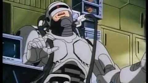 Robocop serie animada - latino