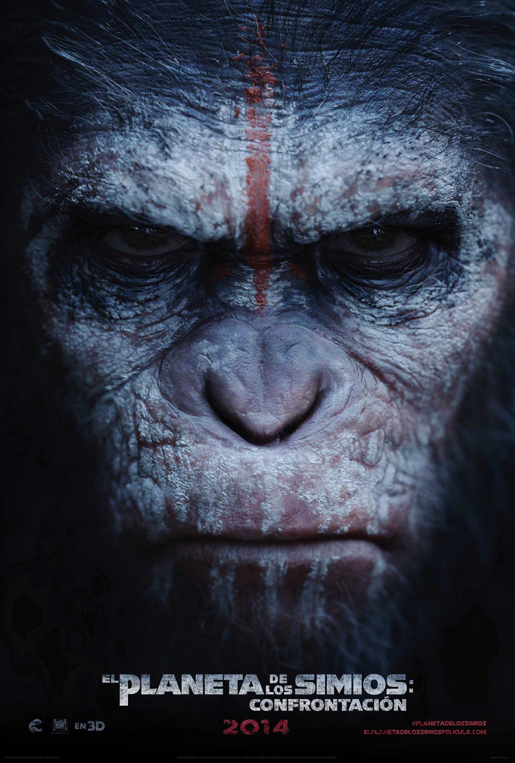 Imagen El Planeta de los Simios 2 Confrontación (2014)