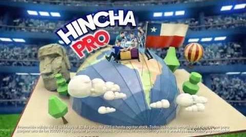 ¡Chile te espera por ser Hincha Pro!