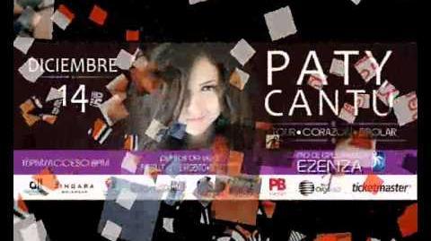 Ana estrada y Exa cuernavaca,te invitan al concierto de Paty Cantu en cuernavaca