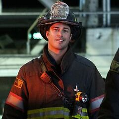Kelly Severide en <a href=