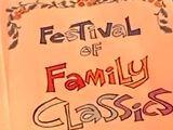 Festival de clásicos familiares