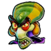 Crash Team Racing Nitro-Fueled Nitros Oxide Icon