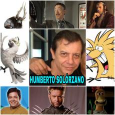 Homenaje a Humberto Solórzano