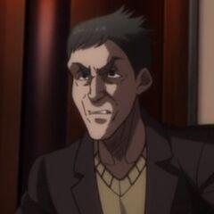 Makoto Yanagi en <a href=