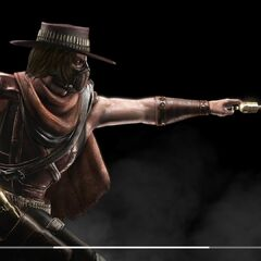 Erron Black en Mortal Kombat X