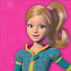 La voz de Stacie en diversas películas y series de Barbie.