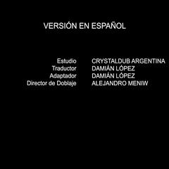 Créditos técnicos temporada 1.