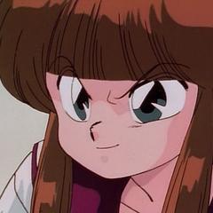 Tsubasa Kurenai con su voz femenina, también en <a href=