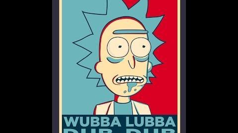 Wuba Duba Lub Lub-Rick y Morty Español Latino