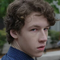 Tyler Down (Devin Druid) en <a href=
