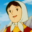 Aunt Dete (Heidi Anime)