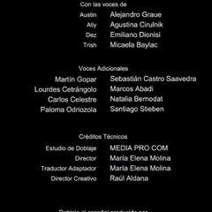 Créditos del Doblaje (3ª temporada)