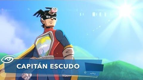 Doblaje de Capitan Escudo
