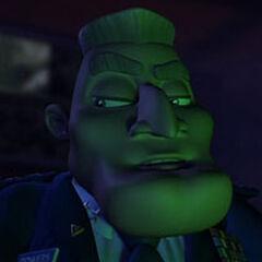 General Ernest Abercrombie en <a href=