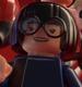 Lego Edna Mode II