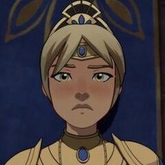 Reina Aanya en <a href=