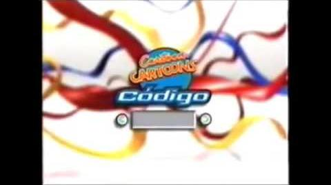Cartoon Network Latin America - Cartoon Cartoons Promos, Outros, and Other Stuff (2000-2004)
