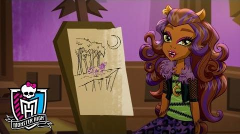 Clawdeen Meet The Ghouls Español - Latinoamérica Monster High